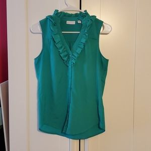 Grean Teal Blouse